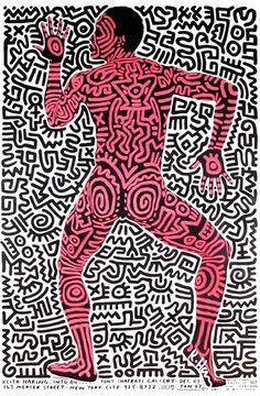 Keith Haring marahoffman.tumblr.com