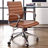 $182 Found it at Wayfair - Jive Mid-Back Office Chair