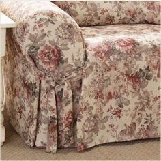 Floral Sofa Upholstery On Pinterest Floral Sofa Sofas