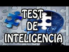ACERTIJOS MENTALES Ejercitar La Mente, Test de Inteligencia, Juegos de Logica - YouTube