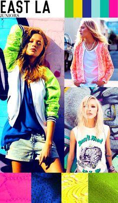 S/S 2014, activewear trend, juniors