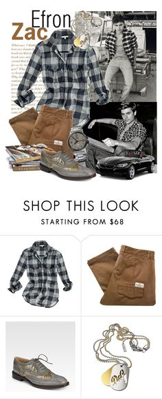 """""""zac efron"""" by pinkaddicted ❤ liked on Polyvore featuring Madewell, Vivienne Westwood Man, Marc Jacobs, D&G, Oris, BMW, women's clothing, women's fashion, women and female"""