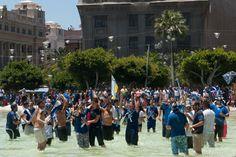 Celebración Ascenso C.D. Tenerife 2013. Domingo