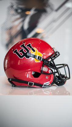 Utah Utes Football, Custom Helmets, University Of Utah, Football Helmets, Sports, Hs Sports, Sport