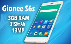 Gionee S6s Official Specs, Features And CAMERA - TRV TECH