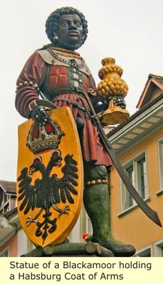 Hapsberg Coat of Arms