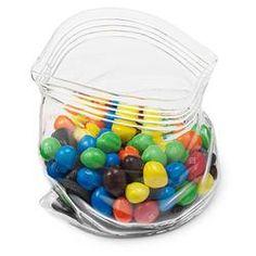 Glass Zipper Bag  $17.50