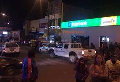 Calles de Huaral