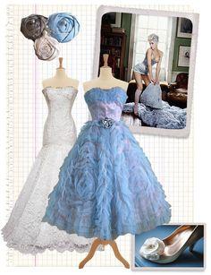 alice in wonderland wedding dress - Google Search