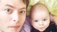 Home alone with baby, dad makes the most hilarious videos for mom