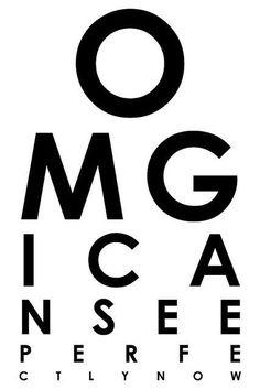 ecce3212 Eye Test Chart, Laser Surgery, Surgery Gift, Lasik Eye Surgery, Optometry  Office