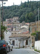Corfu Travel Guide - Sinarades, Sinarathes