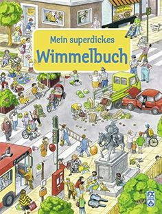 Mein superdickes Wimmelbuch: 9783838000053: Amazon.com: Books