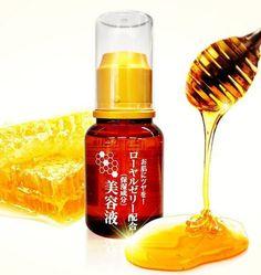 uploaded Daiso Shop, Honey, Cosmetics, Beauty, Food, Japan, Beleza, Beauty Products, Eten