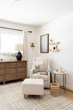 Visit here to see this nursery for a boy on Halfway Wholeistic! If you are looking for, boy nursery ideas, then this is the blog post for you. Get inspired by this nursery idea with a neutral color palette. There is nothing more chic than nursery ideas that are neutral gray and white. You will love this baby boy nursery room idea and themed color scheme. Be sure to buy neutral paint colors for a gender neutral nursery decor that is also calming for the baby. #nursery #home #decor Baby Room Decor, Nursery Room, Kids Bedroom, Nursery Decor, Kids Rooms, Office Space Design, Home Office Space, Neutral Nursery Colors, Nursery Ideas Neutral Small