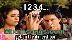 1 2 3 4-Get-On-The-Dance-Floor-Chennai-Express_Mixupsongs.com
