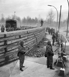The Berlin Wall - Photos
