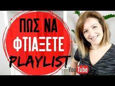 Make Video Greece - YouTube Channel - Greek Video Tutorials - Πως να φτιάξω Playlist στο Youtube Made Video, News Today, Channel, Success, Youtube, Greek, Tutorials, Create, Youtubers