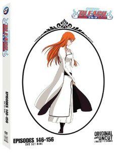 Bleach DVD Set 9 (Hyb) (Eps 146-156)  #RightStuf2013