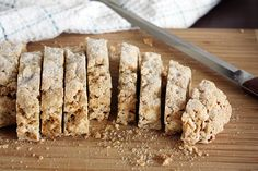 ... Almond Cantucci! | CULINARY DELIGHTS | Pinterest | Little Things