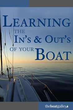 Know your new boat with a systematized approach to learning her systems and your confidence aboard will soar. Step-by-step method for learning each system. Boat Building Plans, Boat Plans, Boat Safety, Build Your Own Boat, Plywood Boat, Boat Projects, Boat Rental, Boat Tours, Small Boats