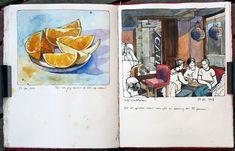 Sketchbook / Illustration / Nina Johansson