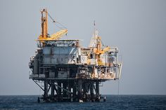 Oil Drilling Platform in the Santa Barbara CA Channel    http://business-directory.drewrynewsnetwork.com/ethanol-gas-oil/