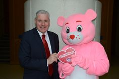 Vernon Coaker MP and Heartly!