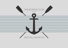 #typography #type #word_art #logo #hipster #nautical #anchor
