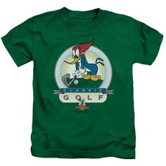 "Checkout our #LicensedGear products FREE SHIPPING + 10% OFF Coupon Code ""Official"" Woody Woodpecker / Classic Golf - Short Sleeve Juvenile 18 / 1 (4) - Woody Woodpecker / Classic Golf - Short Sleeve Juvenile 18 / 1 (4) - Price: $24.99. Buy now at https://officiallylicensedgear.com/woody-woodpecker-classic-golf-short-sleeve-juvenile-18-1-4"