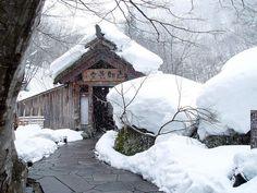 Takaragawa by JohnCramerPhotography, via Flickr