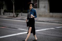 Street style quý cô châu Á tuần đầu tiên của năm mới: mỗi người một vẻ, mười phân vẹn mười - Ảnh 12.