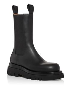 Platform Boots Outfit, Black Platform Boots, Shoe Boots, Flat Boots, Chelsea Boots Outfit, Platform Chelsea Boots, Dr Shoes, Look Street Style, Winter Shoes