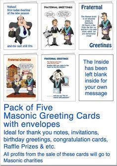 Freemasons greeting cards masonic pinterest freemason for freemasons greeting cards with a just touch of masonic mirth m4hsunfo Image collections