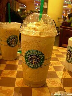Starbucks Pumpkin Spiced Frappuccino