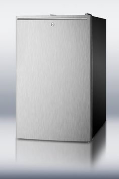 Summit FF521BL7SSHHADA Commercially listed ADA Compliant 20 wide counter height allrefrigerator auto defrost with a lock stainless steel door horizontal handle and black cabinet ** Visit the image link more details.  This link participates in Amazon Service LLC Associates Program, a program designed to let participant earn advertising fees by advertising and linking to Amazon.com.
