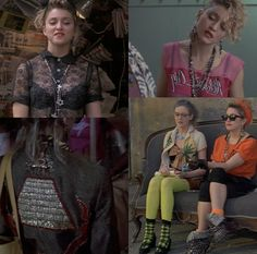 I love love love Madonna's fashion in Desperately seeking Susan....if only my life was conducive to dressing like this