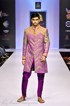 Sagar Tenali designer collection for Indian grooms
