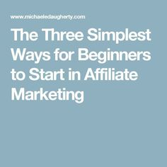 Affiliates, 3 Things You should Own though You don't Own a Product