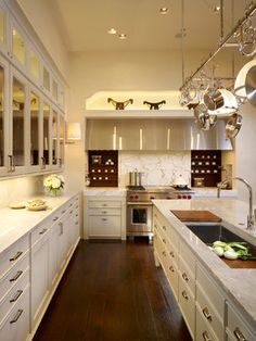 Like The Hidden Spice Rack Behind The Stove. Think This Is A Mick Degiulio  Kitchen. Find This Pin And More On Space Saving Ideas ...