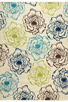 "Annabelle Area Outdoor Area Rug, 2'5""x4'5"", BEIGE by Home Decorators Collection. $39.00. The Annabelle Area Rug from our Patio Outdoor Rug Collection features a beautiful traditional design that works well with any decor. Imported from Egypt, this elegant crafted synthetic rug will enhance your deck or patio and will also make a durable and attractive addition to your kitchen area or family room. Resists fading and mildew. Easy to clean; simply spray with a hose. ..."