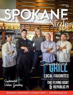 November 2016 Spokane Sizzle | Spokane, Washington | www.northwestsizzle.com