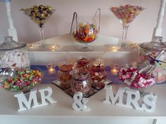 Candy Cart Hire available in and around East Yorkshire www.sweetie-occasions.co.uk