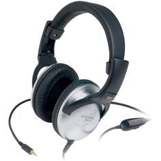 Koss Collapsible Portable Headphones