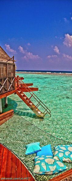 Halong Bay, Vietnam.      Source     Valle Verzasca, Switzerland        Source     Maldives, Island Life       Source     Valle Verzasca,...