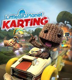 Little Big Planet Karting par Media Molecule