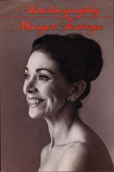 World renowned Ballerina Margot Fonteyn. She is widely regarded as one of the greatest classical ballet dancers of all time.