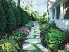 Flagstone Outdoor Paving For High End Look Outdoor Pinterest