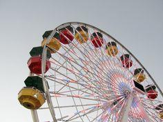 Santa Monica • Pacific Park • septembre 2013