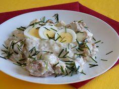 Vaječné ragú Potato Salad, Potatoes, Ethnic Recipes, Food, Potato, Meals